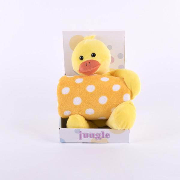Jungle ćebe sa igračkom STC17609