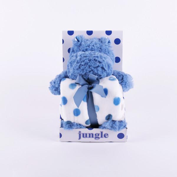 Jungle ćebe sa igračkom STC17596/B