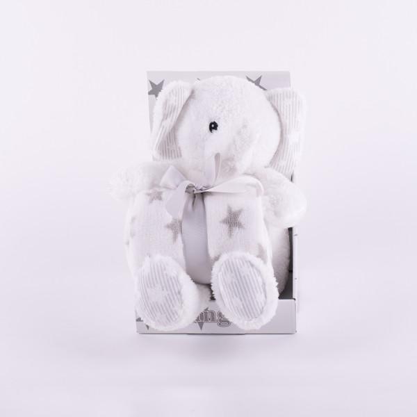 Jungle ćebe sa igračkom STF17530