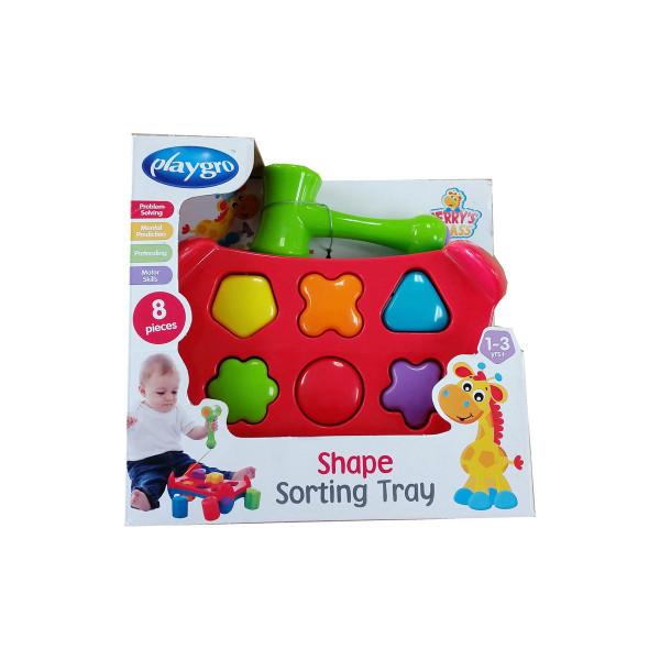 Playgro edukativna igračka 6684339