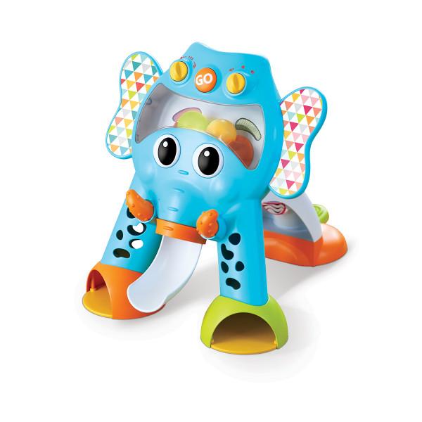 Infantino Sensory aktivna šetalica Slon