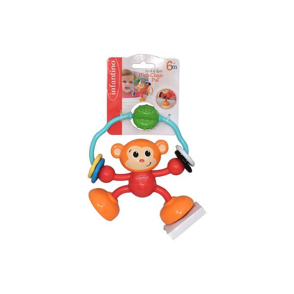 Infantino plastična igračka Majmun