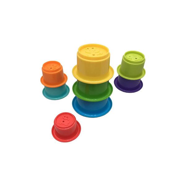 Infantino plastične šolje za igru