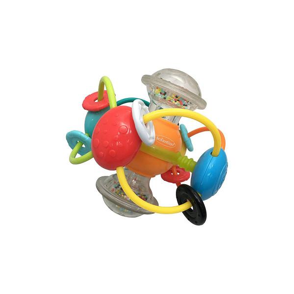 Infantino plastična igračka Lopta