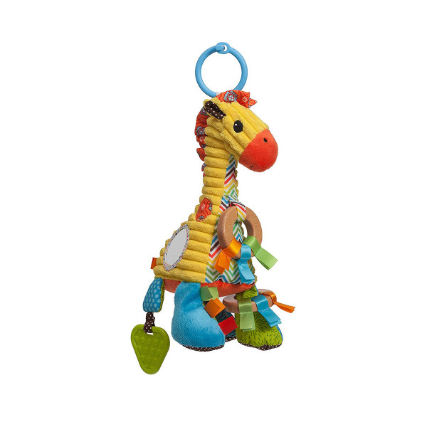Infantino glodalica/zvečka Žirafa