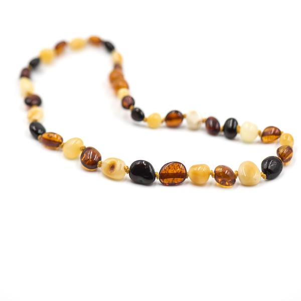 Baby line ogrlica Beans Mix