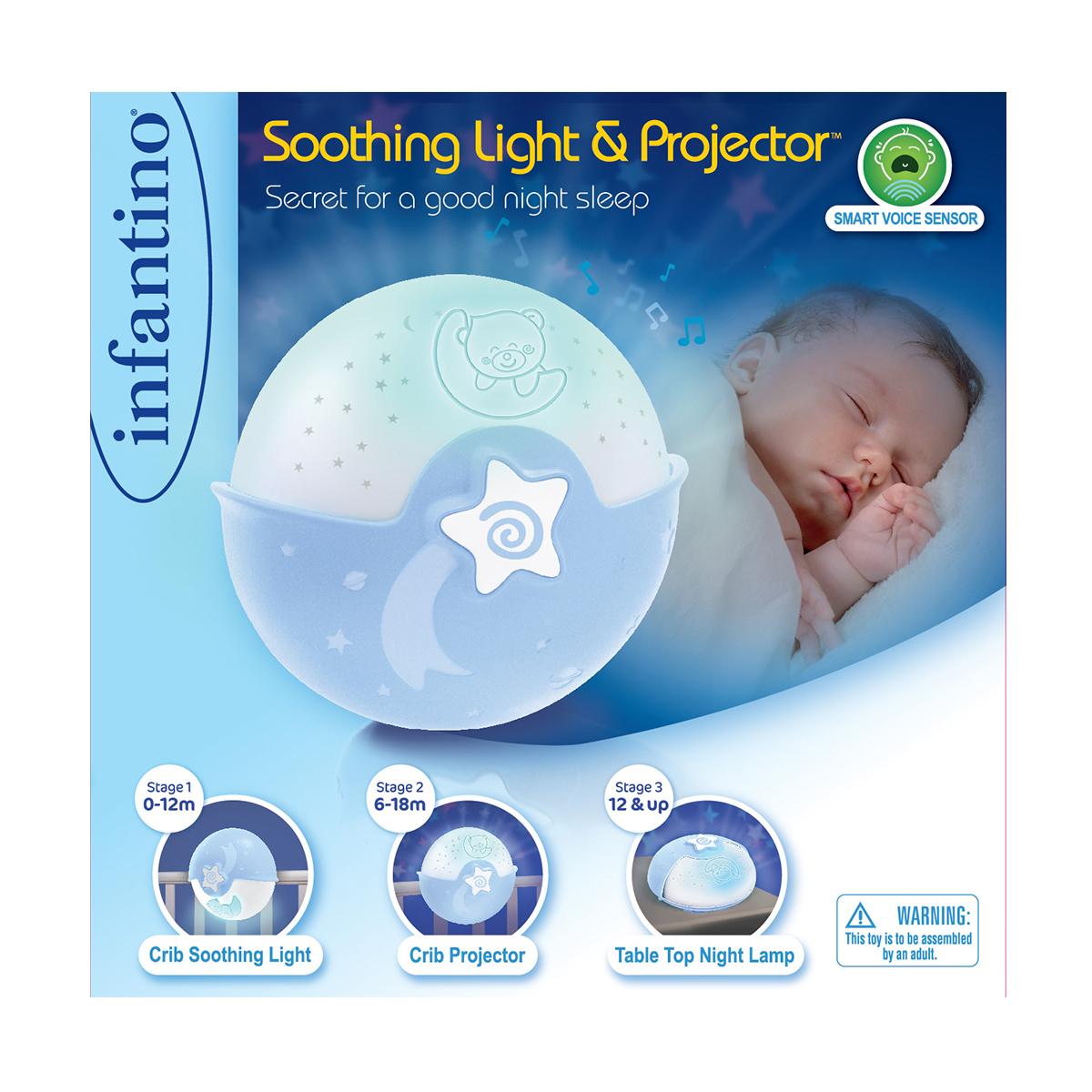 Infantino noćna lampa i projektor