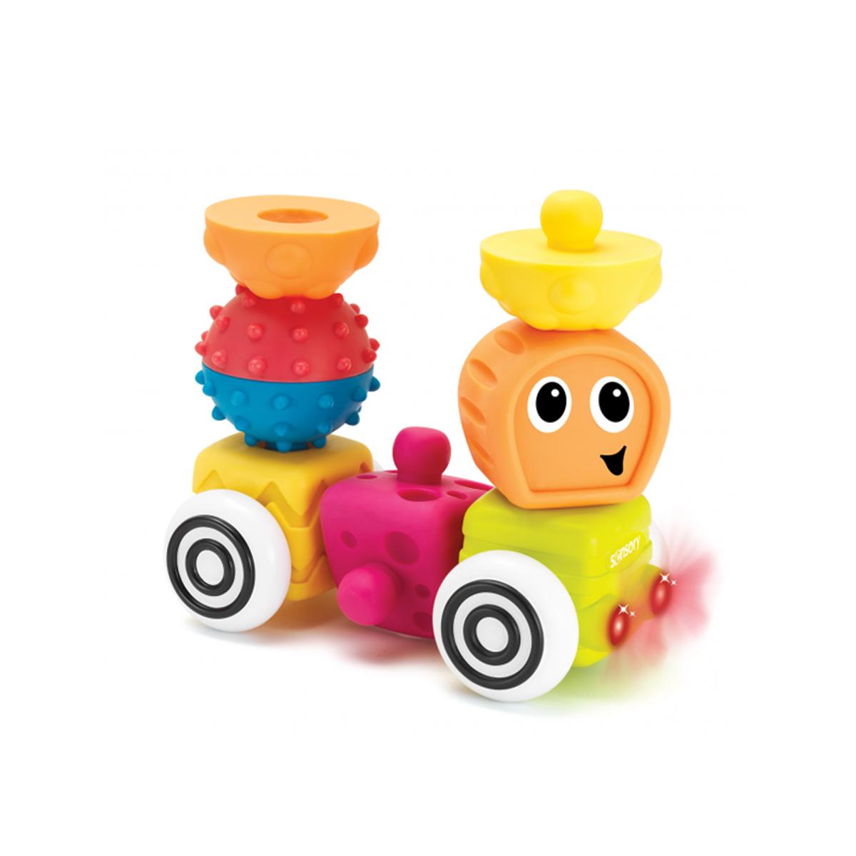 Infantino edukativna igračka vozić