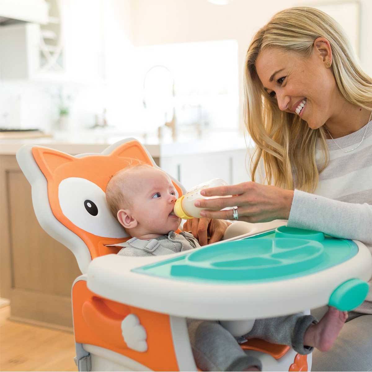 Infantino multifunkcionalna hranilica, 4u1 Grow with me