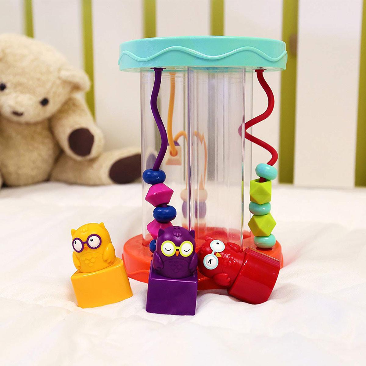 B toys aktivna igračka Sova