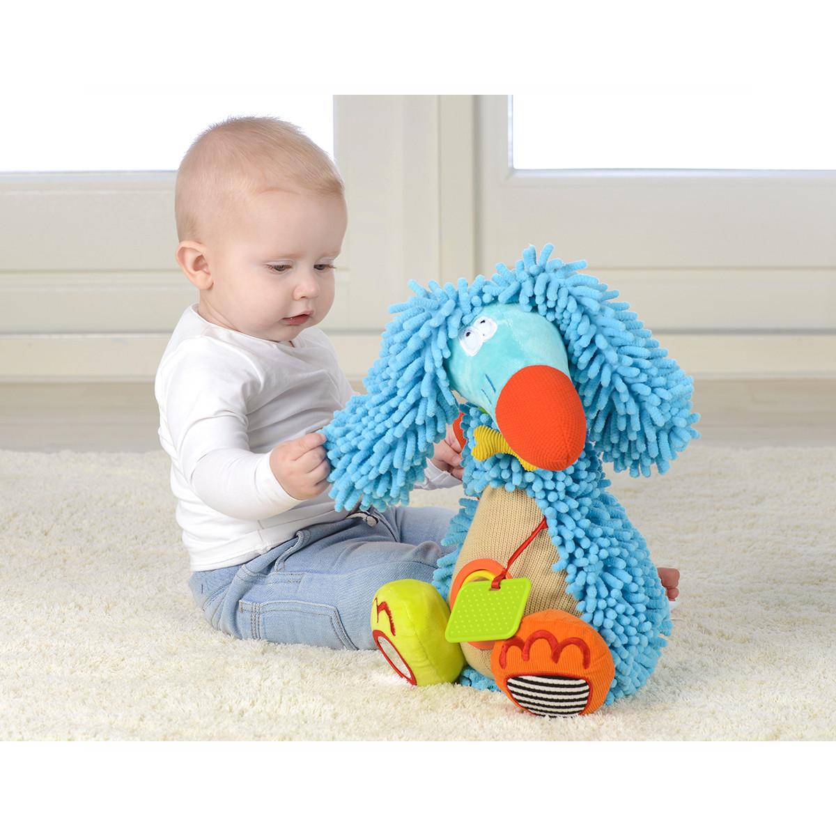 Dolce edukativna igračka - Lovački pas 33cm