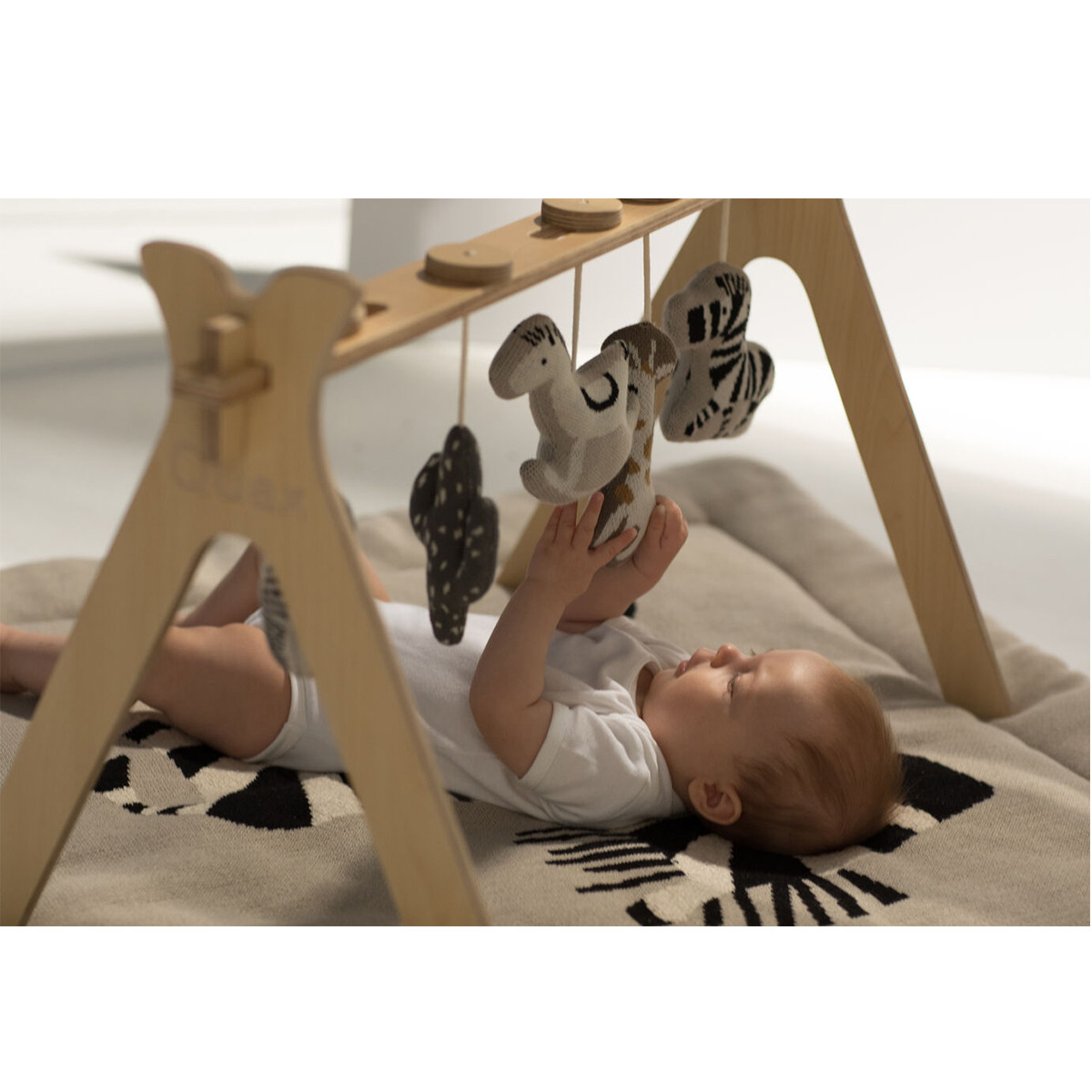 Quax bebi gimnastika