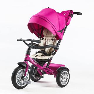 Bentley tricikl Fuchsia Pink 6/1