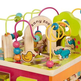 B toys drvena edukativna kocka