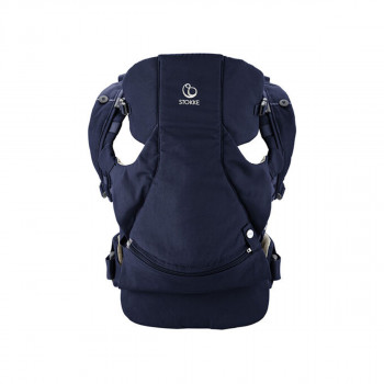 Stokke kengur nosiljka         My Carrier Deep Blue