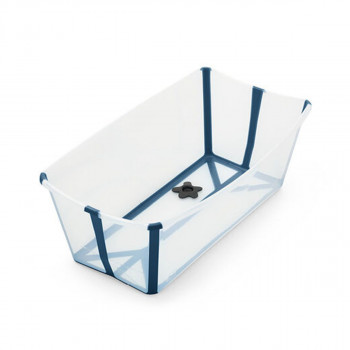Stokke kadica Flexi Bath Transparent Blue