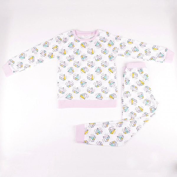 Magic Girl pidžama 2544, 6-10