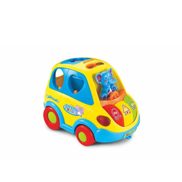 Konig kids edukativni sorter auto