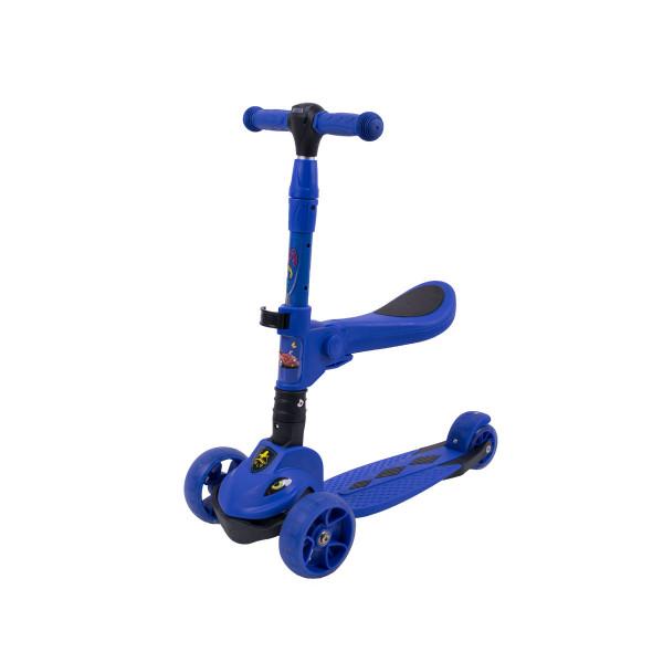 Jungle trotinet SL-4, plava