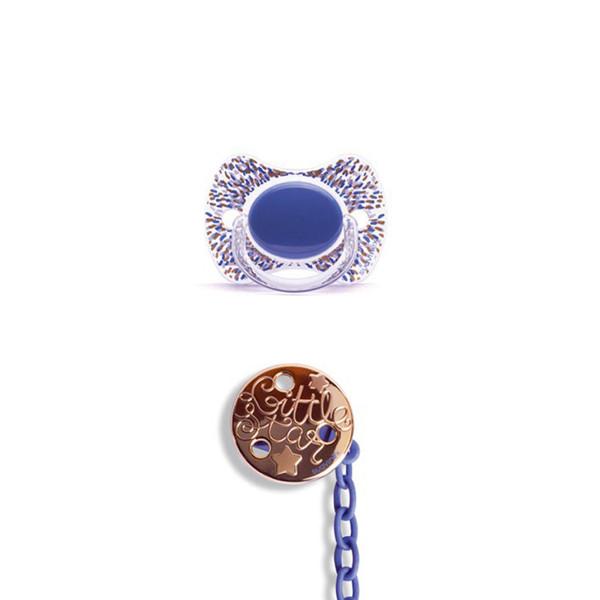 Suavinex set varalica i lančić za varalicu,4m+