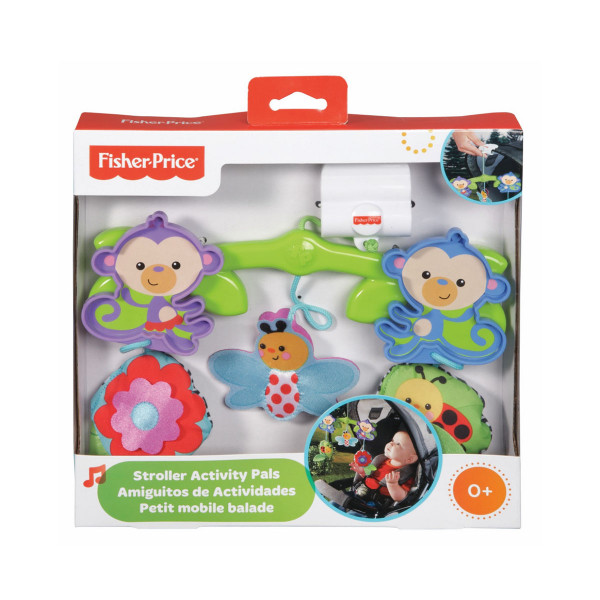 Fisher price projektor 3u1    veseli drugari