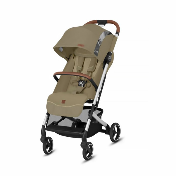 GB kolica B-Qbit+ all city Fashion vanila beige , 6m+
