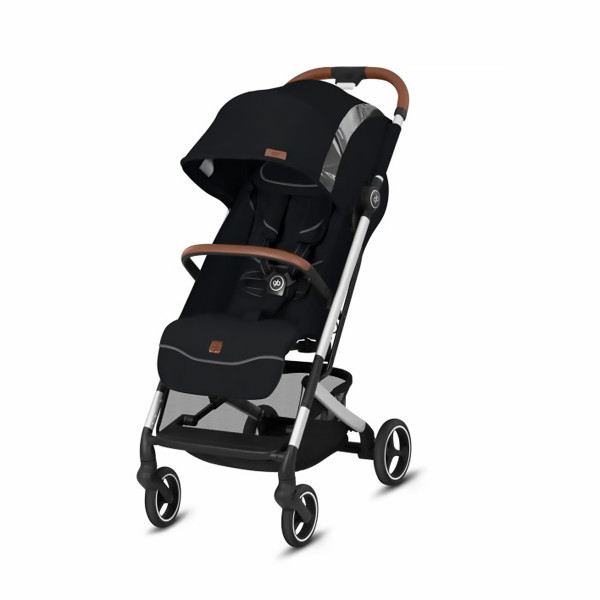 GB kolica B-Qbit+ all city Fashion velvet black , 6m+