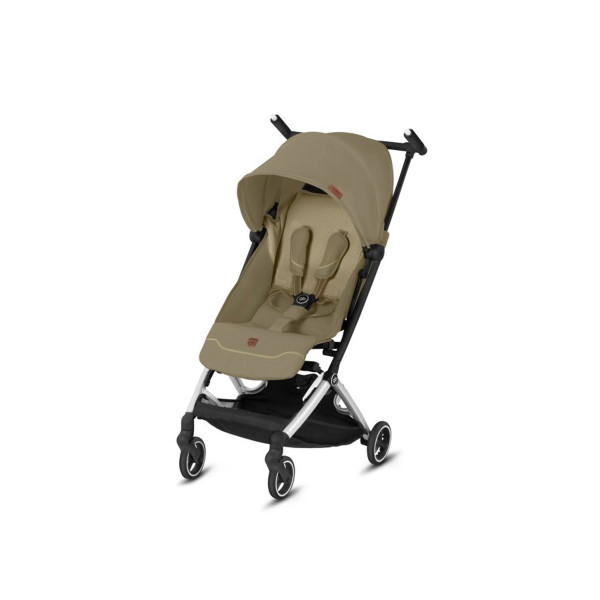 GB kolica Pockit+ all city Fashion vanila beige, 6m+