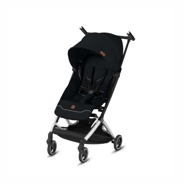 GB kolica Pockit+ all city Fashion velvet black, 6m+