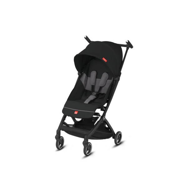 GB kolica Pockit+ all city velvet black, 6m+
