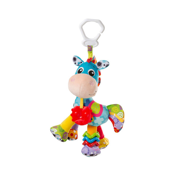 Playgro igračka sa glodalicom plavo magarence