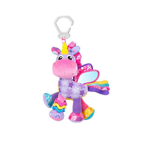 Playgro igračka sa glodalicom roze magarence