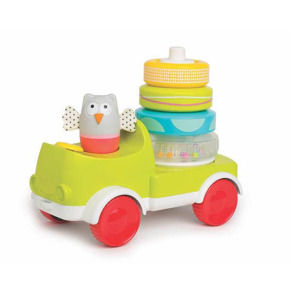 Taf Toys igračka za podsticanje kretanja Puzi i poređaj