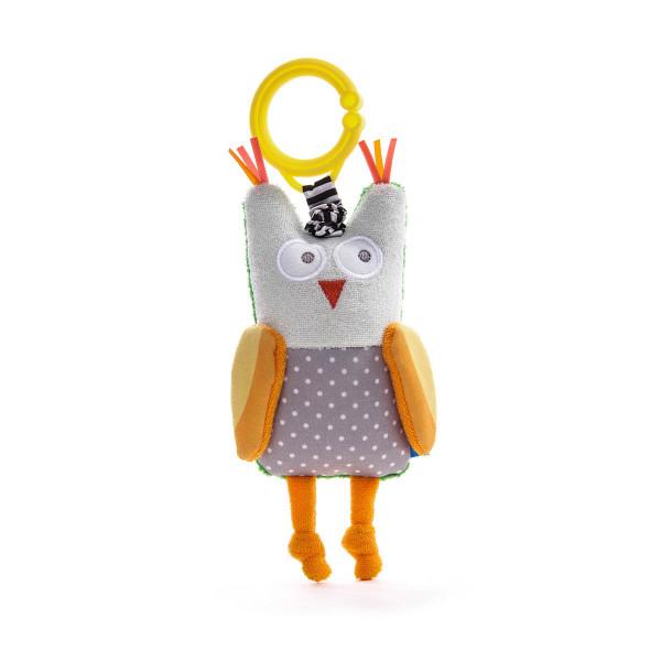 Taf Toys zakačaljka aktivna igračka Sova Obi