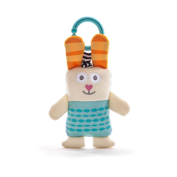 Taf Toys zakačaljka aktivna igračka Zec Roni