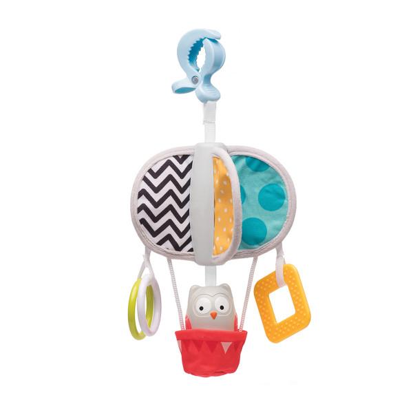 Taf Toys igračka zakačaljka Sova u balonu