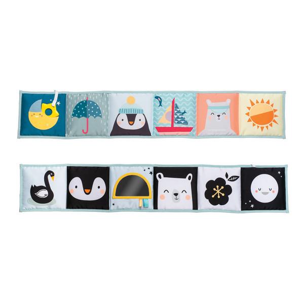 Taf Toys edukativna knjiga