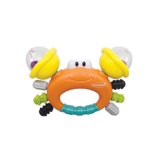 Infantino Kraba zvečka sa glodalicom