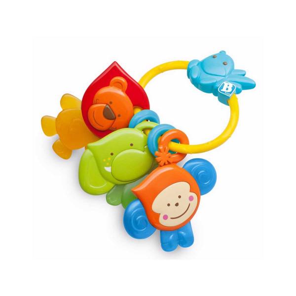 Infantino privezak glodalica Safari