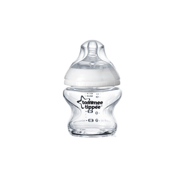 Tommee Tippee staklena flašica,150ml