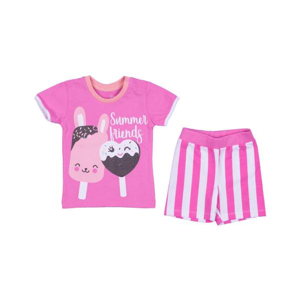 my baby pidžama 3028 k/r, 62-86