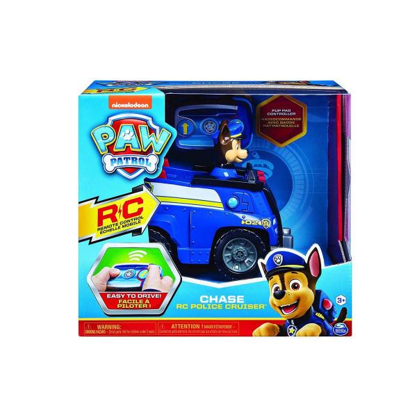 Paw patrol  Chase i policijsko vozilo