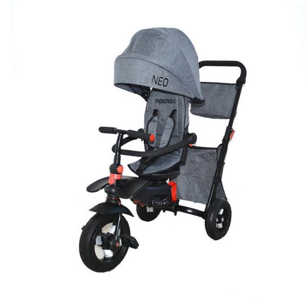 NouNou tricikl neo gray