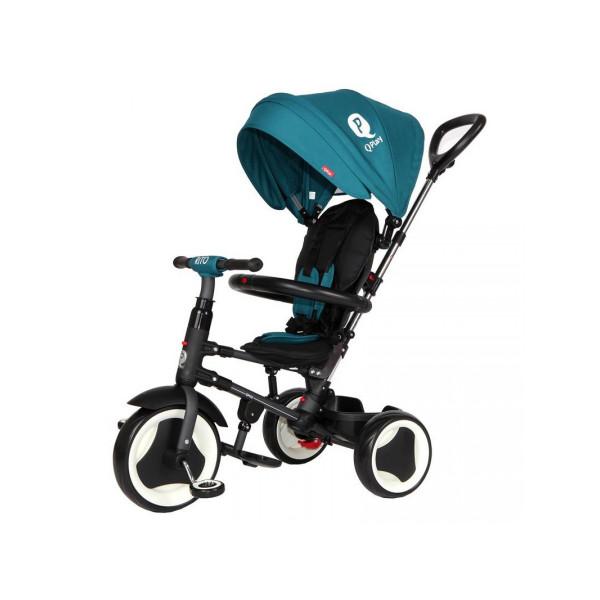Qplay tricikl rito blue green