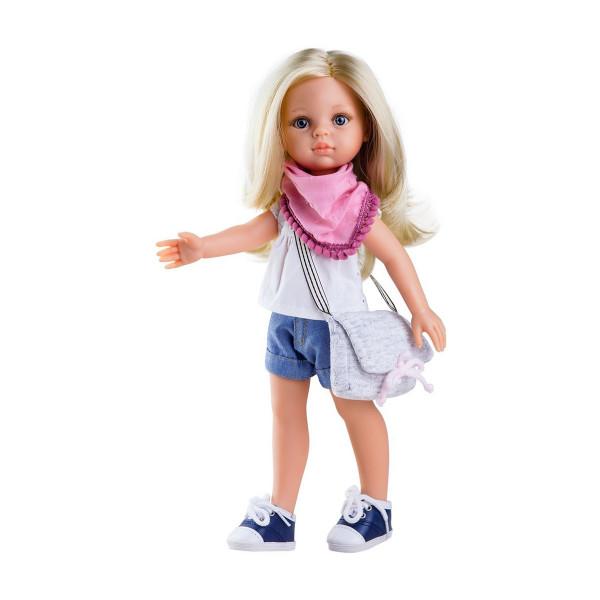 Paola Reina lutka Klaudija