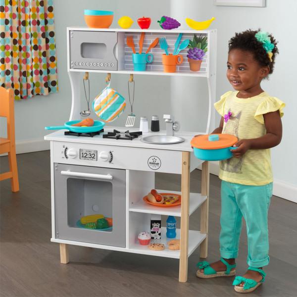 Kidkraft mini kuhinja sa priborom