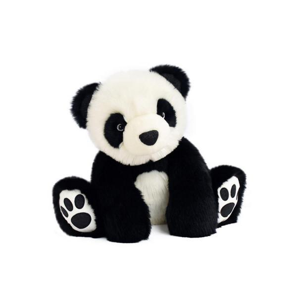 Historie d''Ours plišana igra čka Panda'