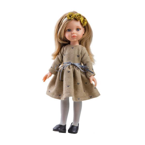 Paola Reina lutka Karla