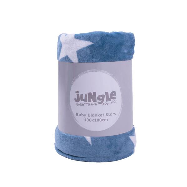 Jungle ćebe Zvezdica , 130x 180cm