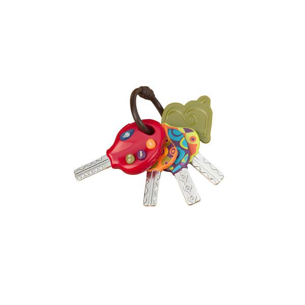 B toys set ključeva